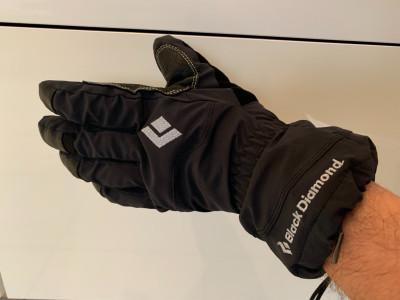 Bild 2 von Timo zu Black Diamond - Glissade - Handschuhe