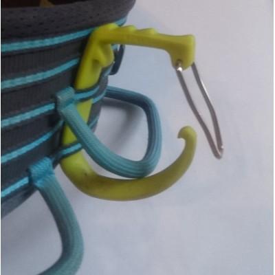Bild 1 von Manuel zu Edelrid - SM Clip - Eisschraubenkarabiner