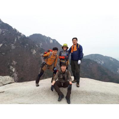 Bild 3 von Young Chul zu Klättermusen - Gere 2.0 Pants - Trekkinghose