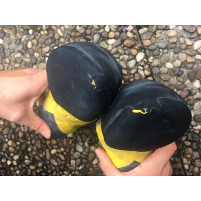Bild 2 von Carina zu La Sportiva - Solution - Kletterschuhe