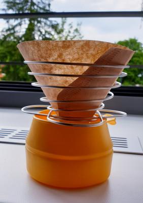 Bild 2 von Franz zu Soto - Helix Coffee Maker