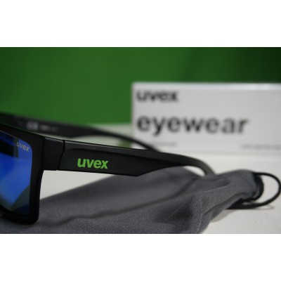 Bild 3 von Ole zu Uvex - LGL 29 Mirror S3 - Sonnenbrille