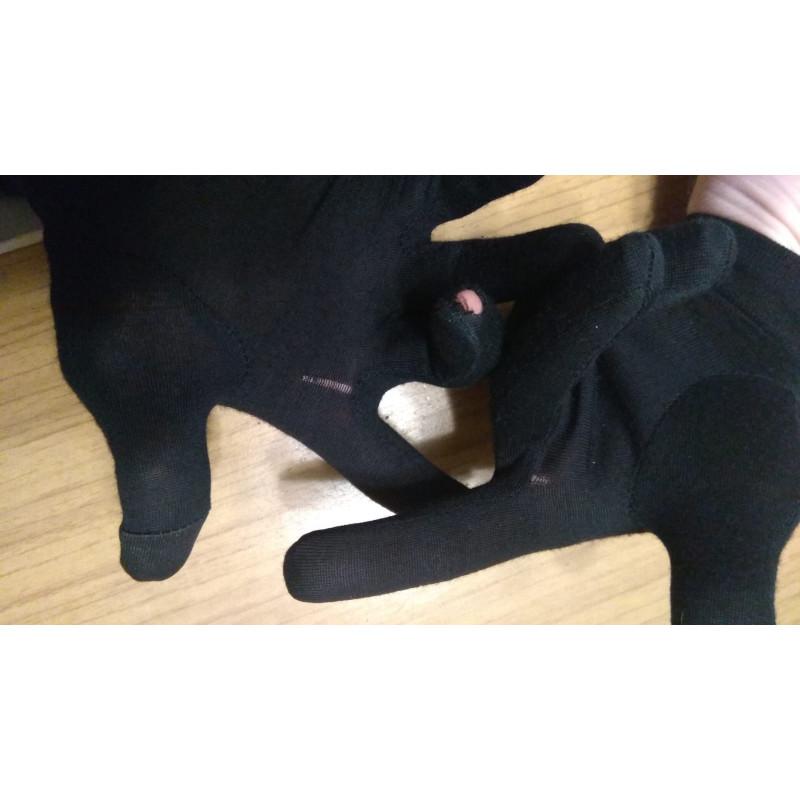Bild 1 von Marc zu 2117 of Sweden - Unda Merino Glove 180 - Handschuhe