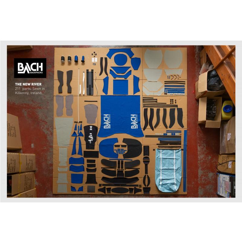 Bild 1 von BACH Backpacks zu Bach - New River 2 60-100l - Trekkingrucksack