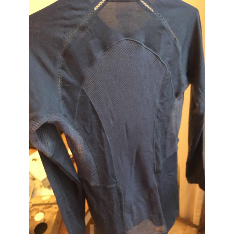 Bild 1 von Sandrine zu Bergans - Barlind Lady Shirt - Merinounterwäsche