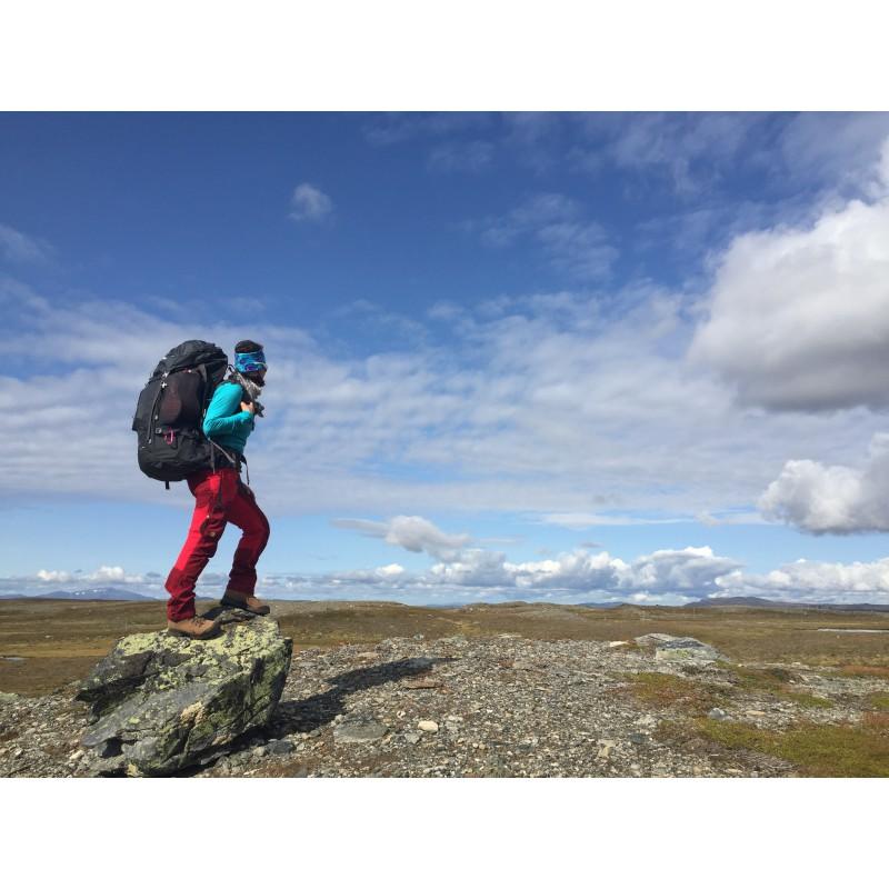 Bild 1 von Sandra zu Bergans - Trollhetta 75L Lady - Trekkingrucksack
