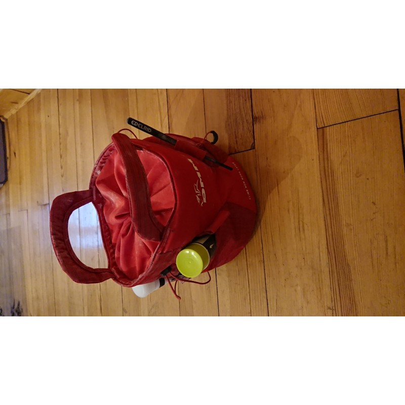 Bild 1 von Daniel zu DMM - Edge Boulder Chalk Bag - Chalkbag
