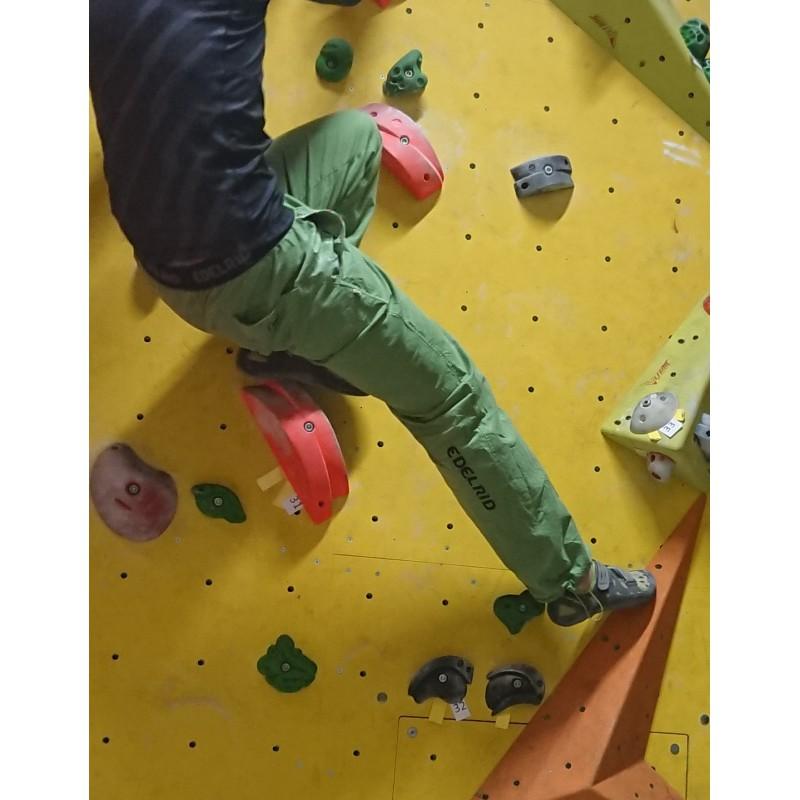 Bild 1 von Daniel zu Edelrid - Legacy Pants II - Kletterhose
