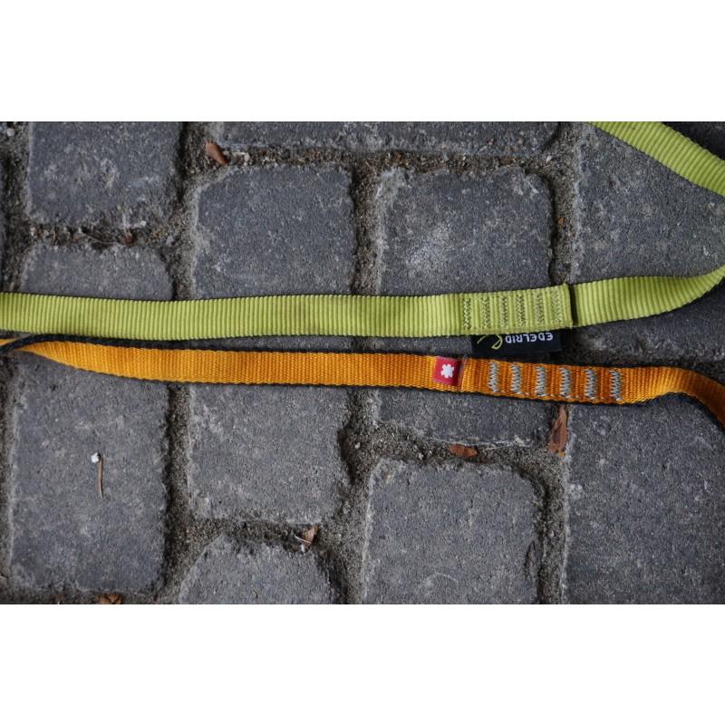 Bild 1 von Benjamin zu Edelrid - Tubular Sling 16 mm - Rundschlinge