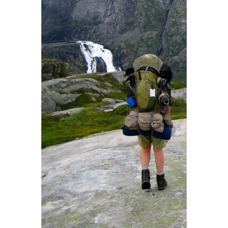 Bild 1 von Jonathan zu Hanwag - Alaska GTX - Wanderschuhe