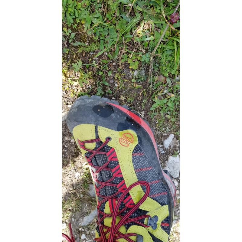 Bild 1 von Sabrina zu Hanwag - Makra Combi Lady GTX - Bergschuhe