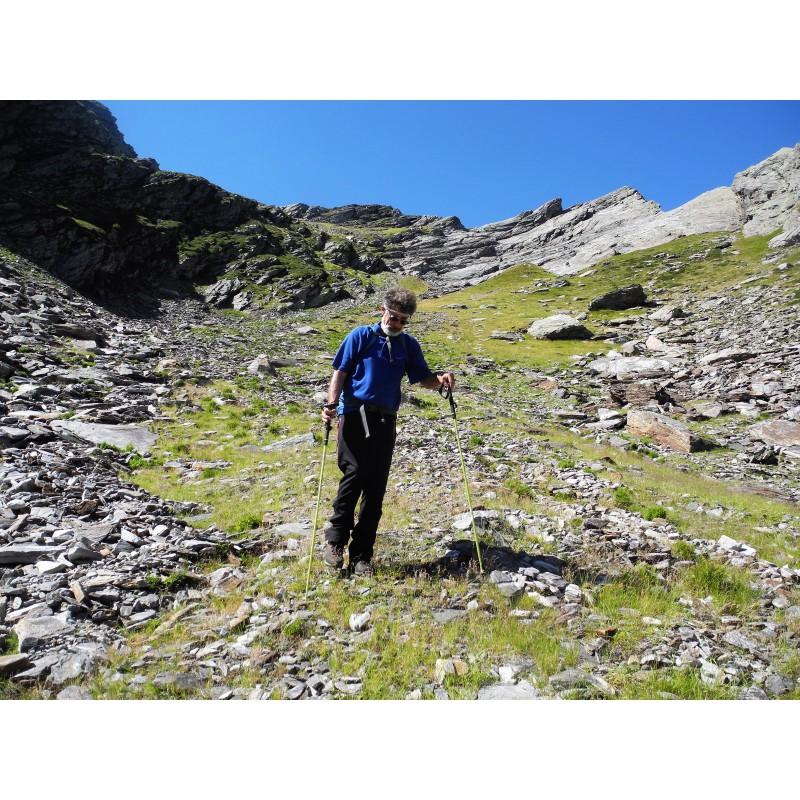 Bild 1 von Christoph zu Helinox - TL130 Adjustable - Trekkingstöcke