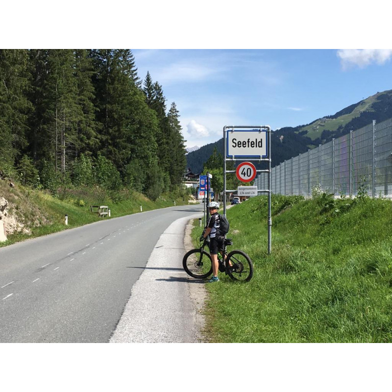 Bild 1 von Tanja zu Löffler - Women's Bike-Hose Tour Extrakurz - Velohose