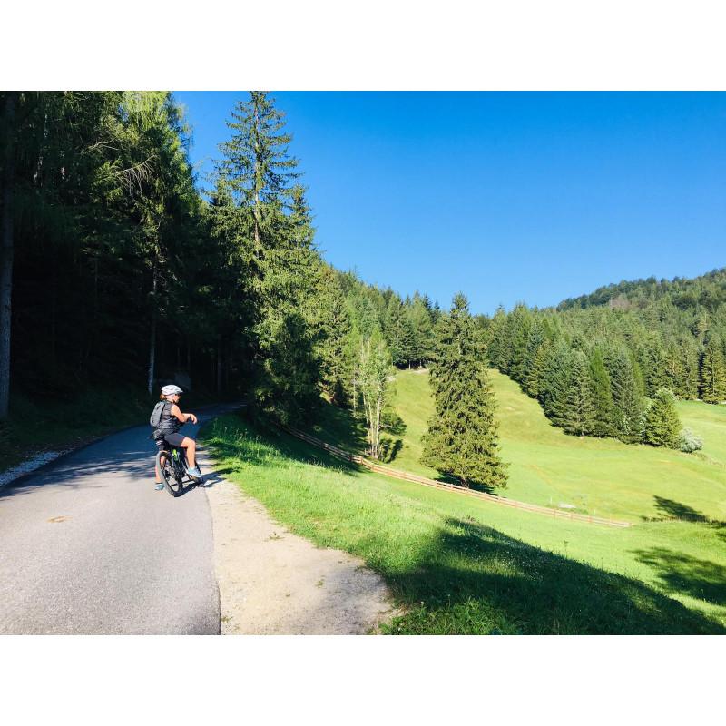 Bild 2 von Tanja zu Löffler - Women's Bike-Hose Tour Extrakurz - Velohose