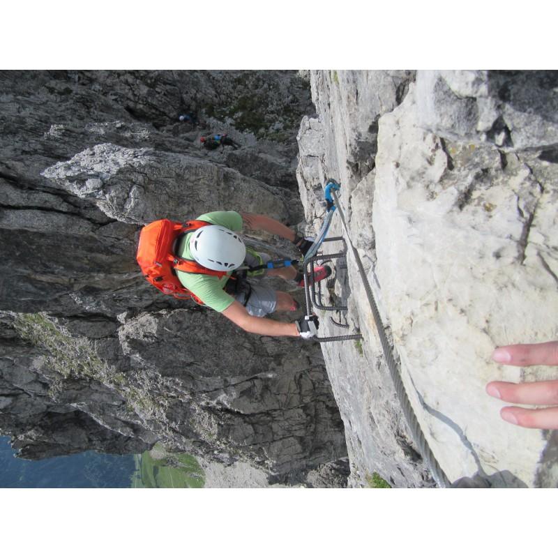 Bild 1 von Dirk zu Lowe Alpine - Alpine Ascent 32 - Kletterrucksack
