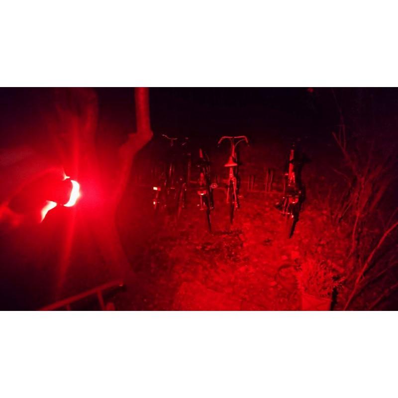 Bild 1 von Janpeter zu Lupine - Rotlicht 2W/160 Lumen - Rotlicht