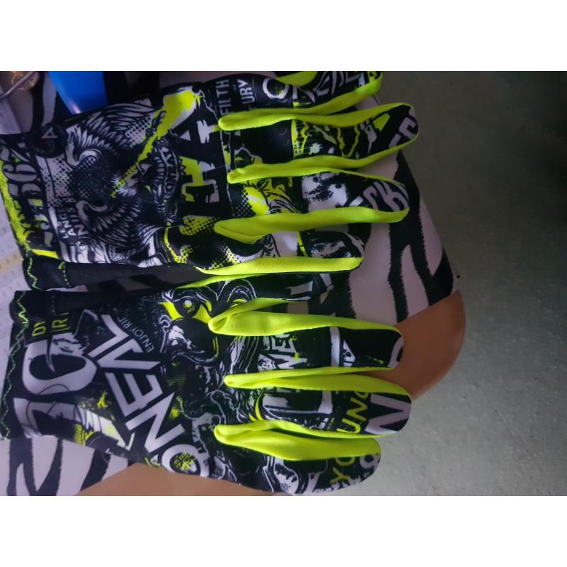 Bild 1 von Sascha zu O'Neal - Matrix Glove - Handschuhe
