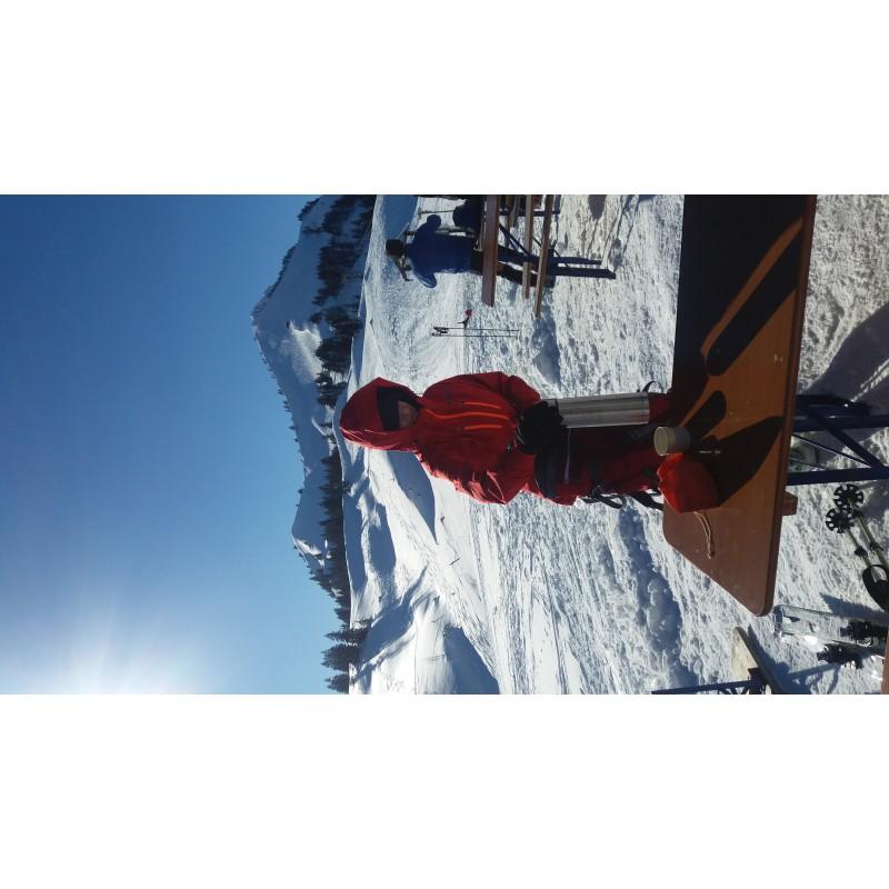 Bild 1 von Martina zu Ortovox - Women's Swisswool Piz Palü Jacket - Wolljacke