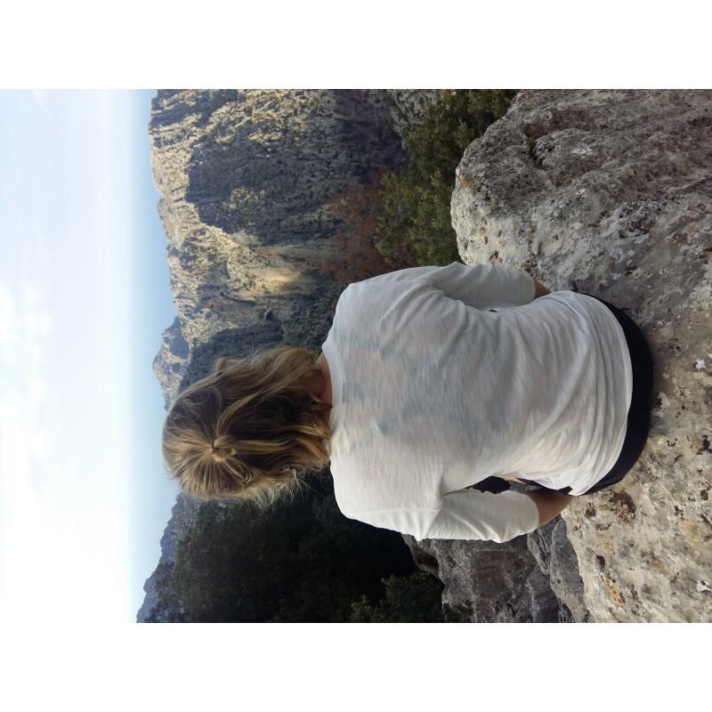 Bild 1 von Felicitas zu Patagonia - Women's Mainstay 3/4 Sleeved Top - Longsleeve