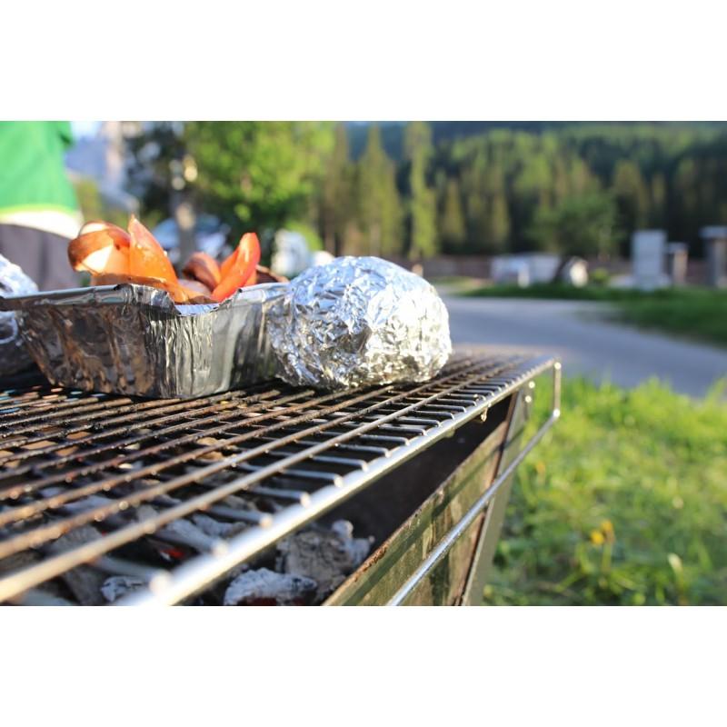 Bild 1 von Moritz zu Primus - Kamoto Openfire Pit - Trockenbrennstoffkocher