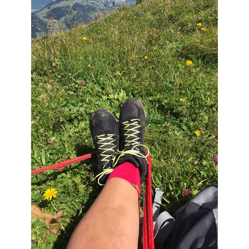 Bild 1 von Ulrike zu Scarpa - Women's Hydrogen Hike GTX - Wanderschuhe