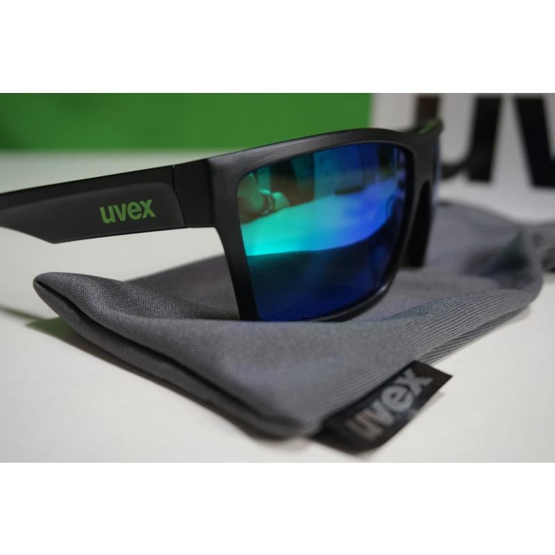 Bild 2 von Ole zu Uvex - LGL 29 Mirror S3 - Sonnenbrille