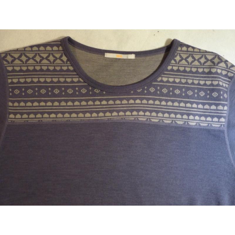 Bild 1 von Andreas zu Varg - Blanktjärn Wool Jersey - Merinounterwäsche