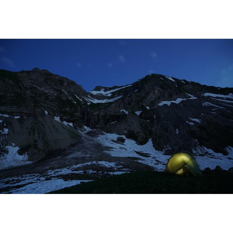 Bild 1 von Andreas zu Vaude - Power Lizard SUL 1-2P - 1-Personen Zelt