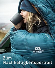 Nachhaltigkeitsportait Mountain Equipment